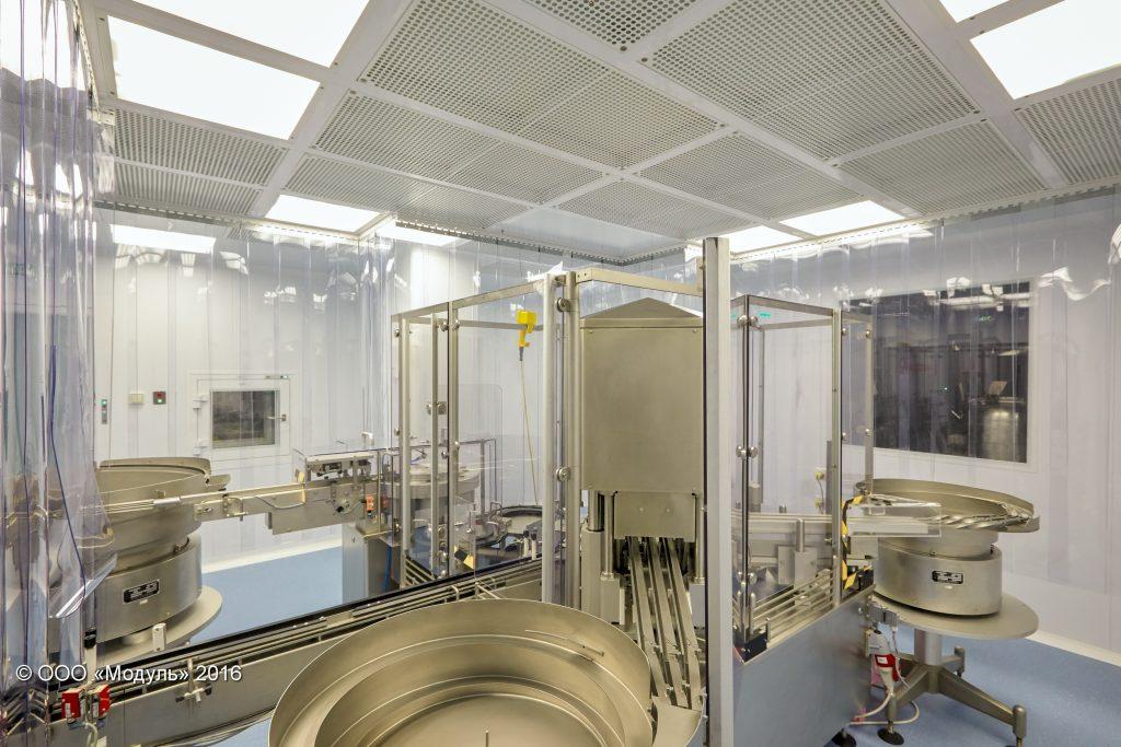 производство жидких лекарственных форм